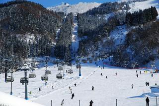 富山県内のゲレンデ・スキー場