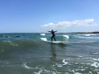 雨晴海岸 海辺の旅館 女岩荘 サーフィン レンタル
