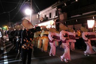 富山のお祭り 越中おわら風の盆