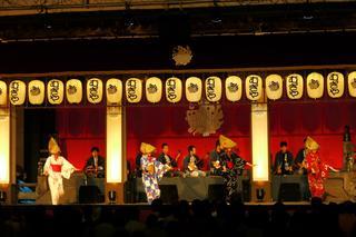 富山のお祭り 城端むぎや祭り