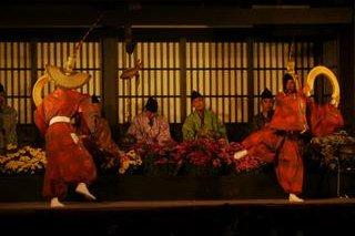 富山のお祭り 五箇山こきりこ祭り